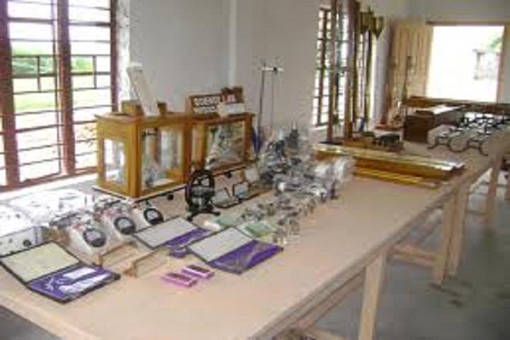 Aryan International Public School-Physics Lab