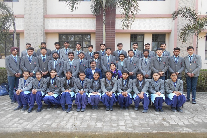 Aryan International School-Students
