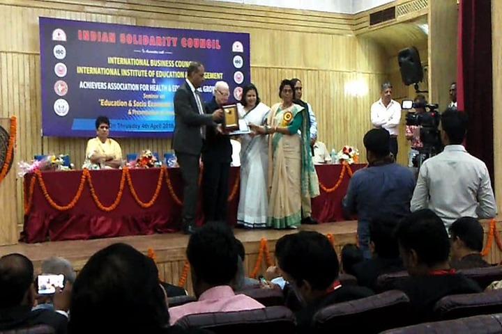 SADN Convent School-Awards