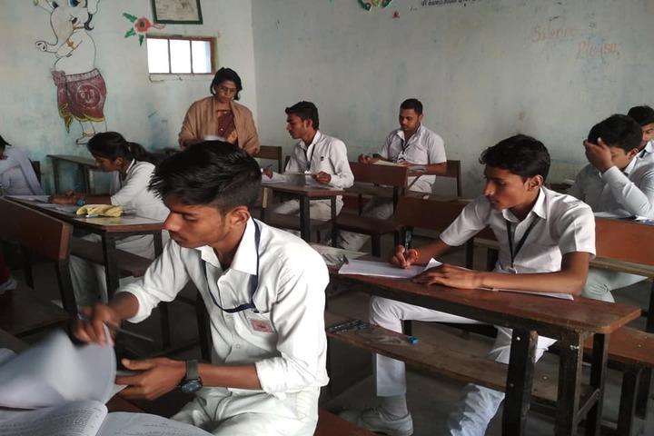 SADN Convent School-Class Room