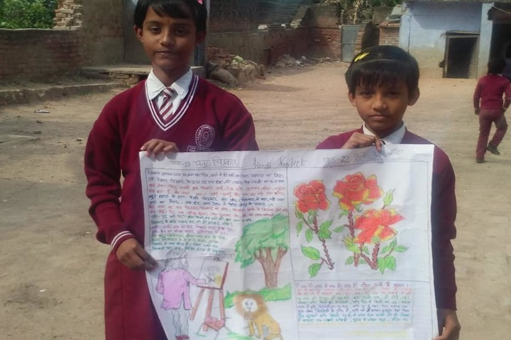 SADN Convent School-Drawing