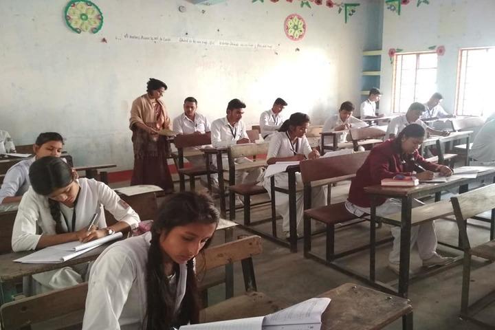 SADN Convent School-Exams