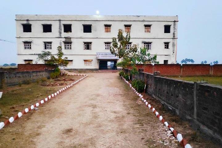 SADN Convent School-Campus
