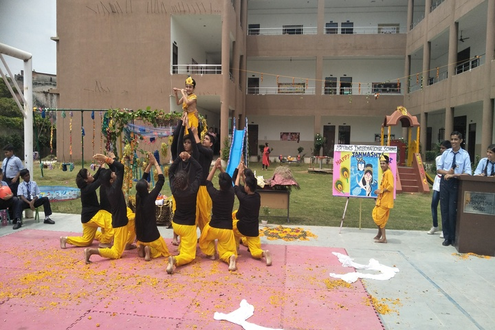 Aryans International School-Festival Celebration