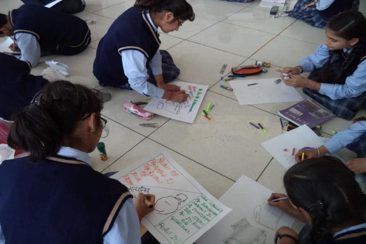 Aryans International School-Activity1