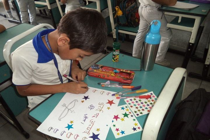 Aryans International School-Activity2