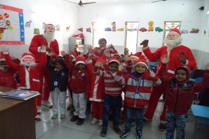 Aryans International School-Christmas Celebrations