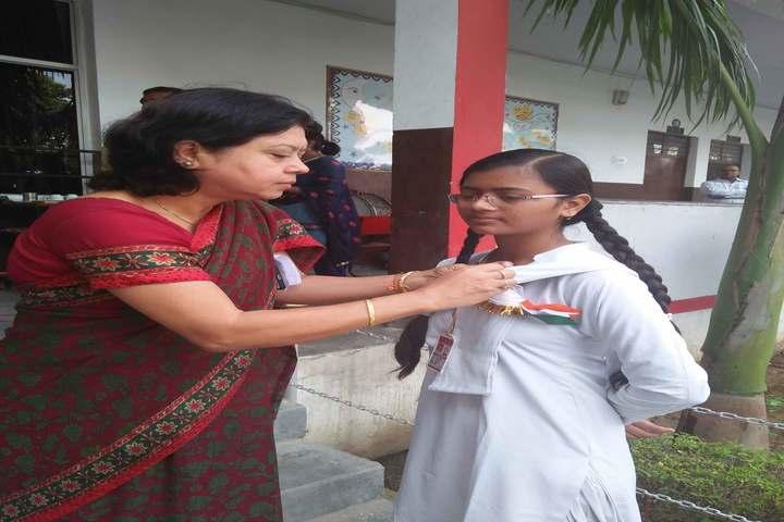 Aryavartt Public School-Investiture Ceremony
