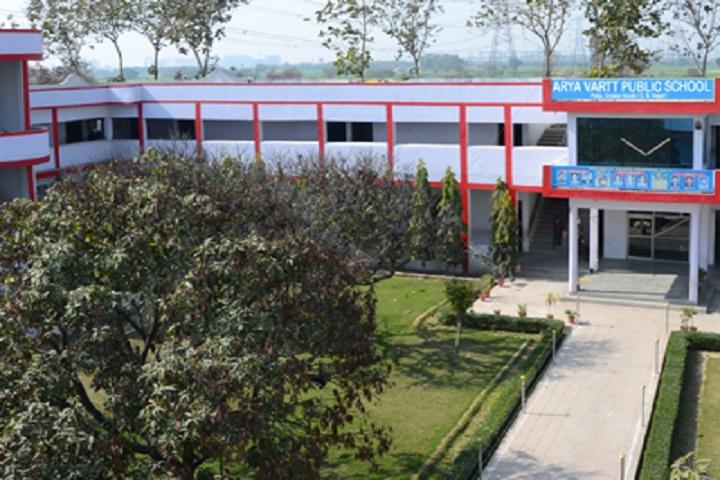 Aryavartt Public School-Campusview