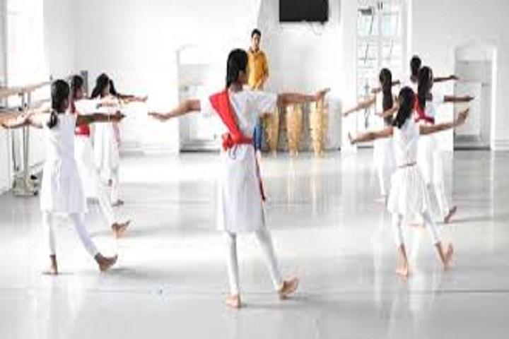 Aryavartt Public School-Dance Room