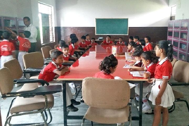 Aryavartt Public School-Library