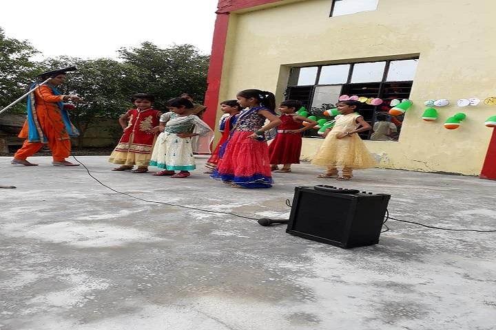 Aryavrat Academy-Dance Event