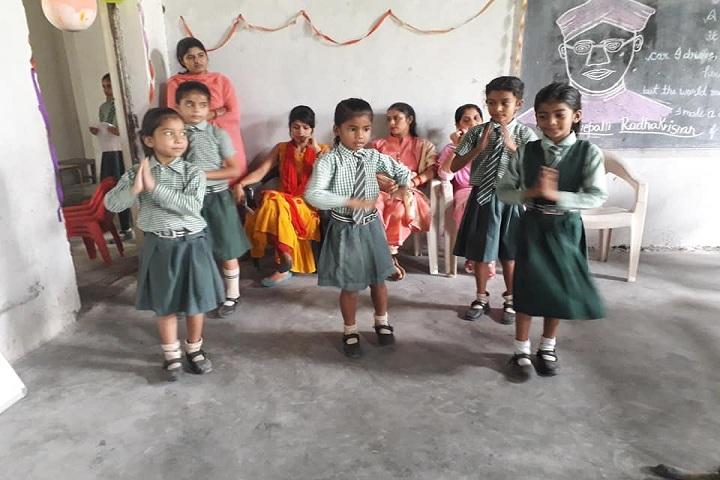 Aryavrat Academy-Dance Practise