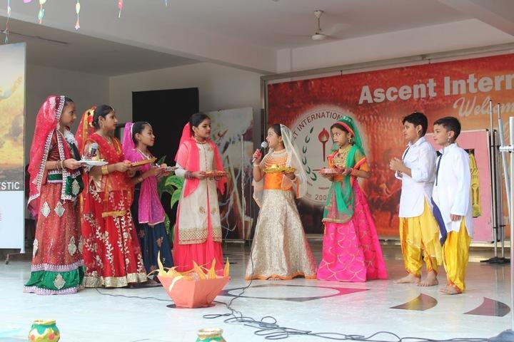 Ascent International School-Festival Celebration