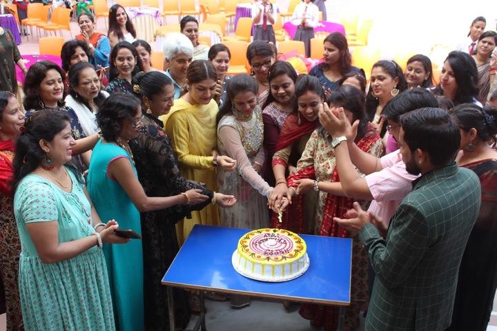 Ascent International School-Teachers Day Celebration
