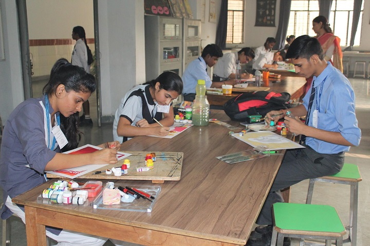 Ascent International School-Activity