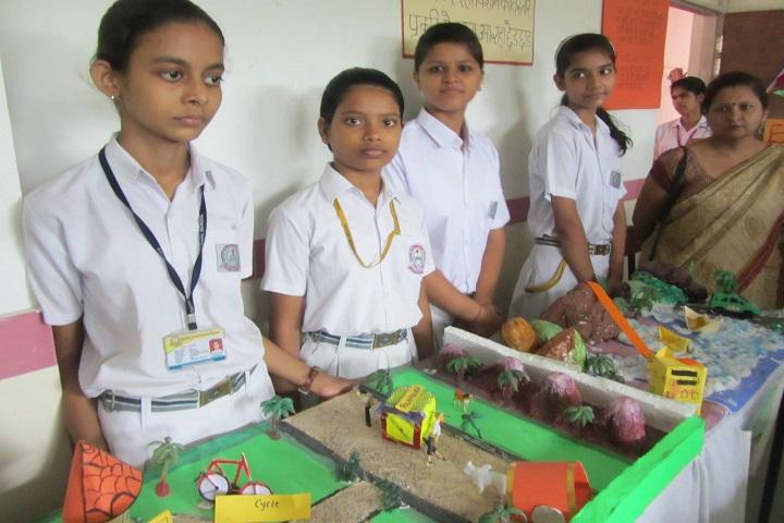 Ascent International School-Science Exhibition