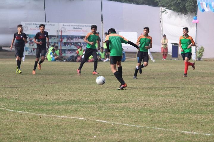 Ascent International School-Sports