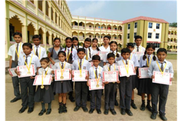 Ascent Public School-Felicitation