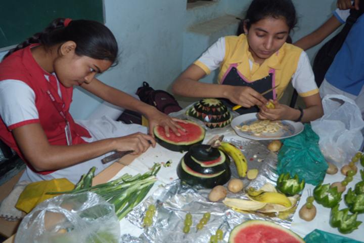 Asha Modern International School-Activity1