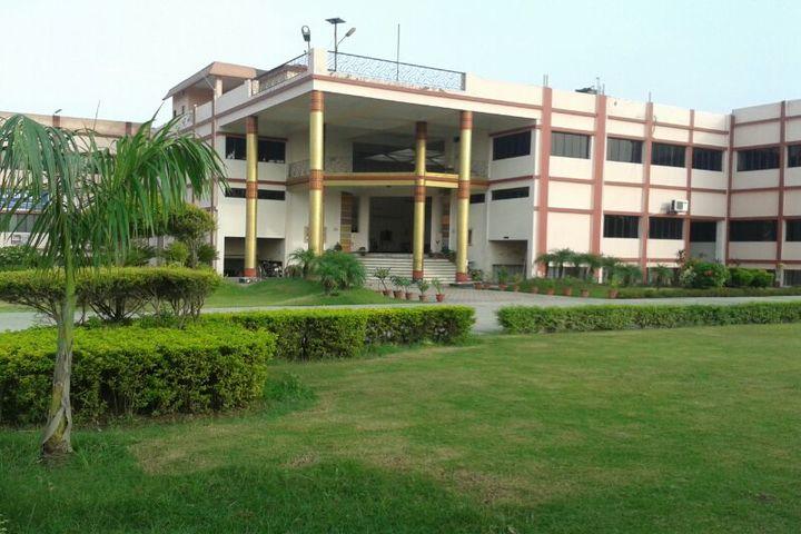 Asha Modern International School-Campusview