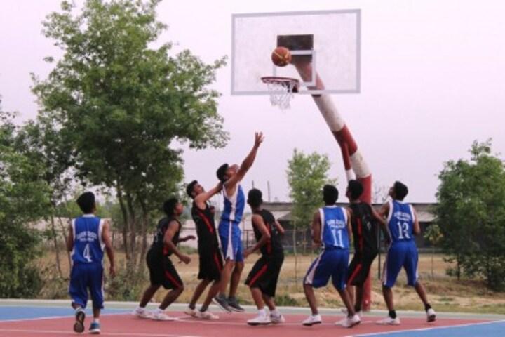 Sainik School-Annual Sports Meet