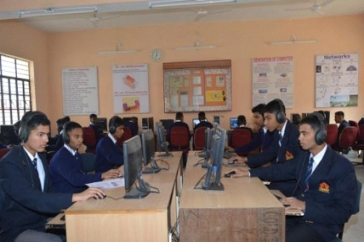 Sainik School- Digital Language lab