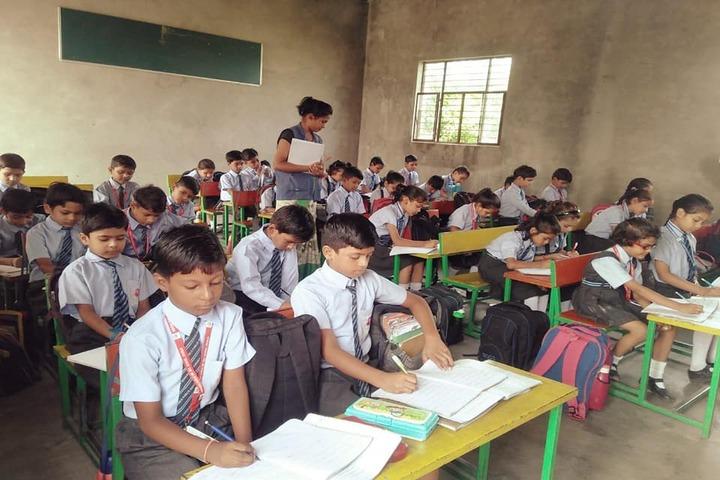 Ashoka Senior Secondary School-Classroom