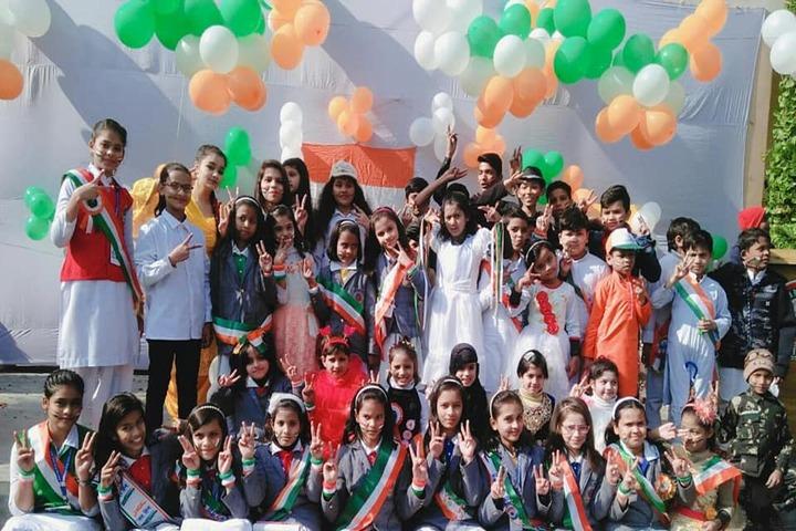 Ashoka Senior Secondary School-Independence Day