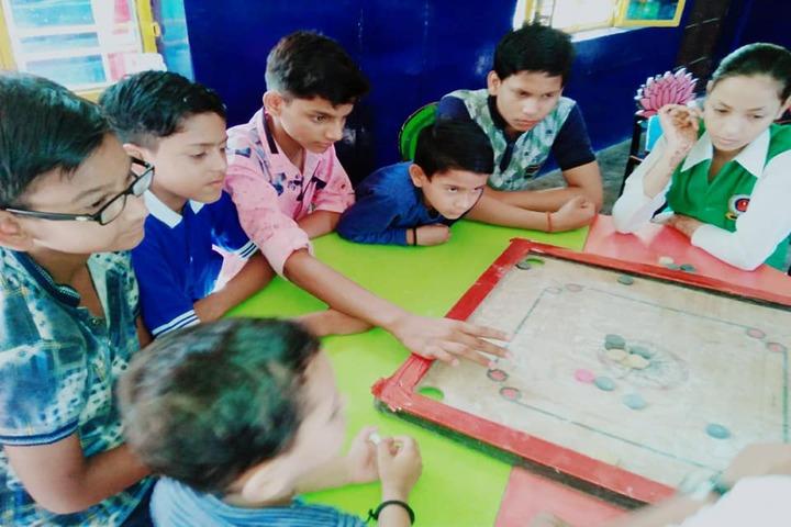 Ashoka Senior Secondary School-Indoor Games