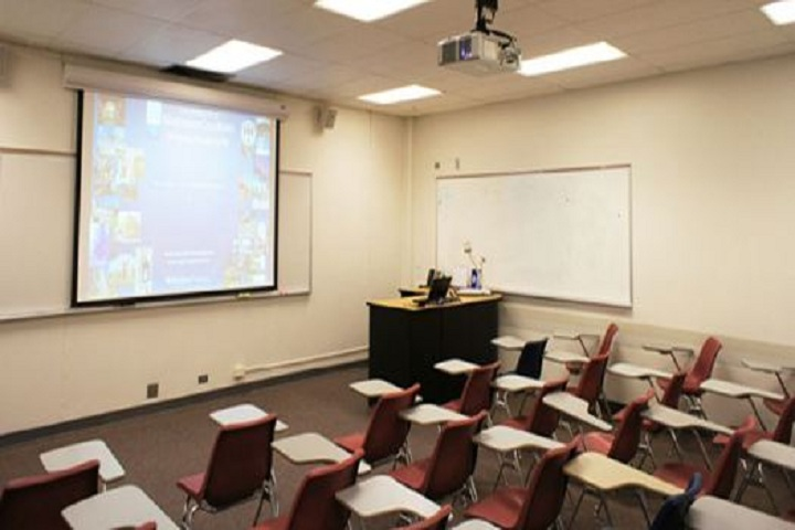 Asian Public School -Smart Classrooms