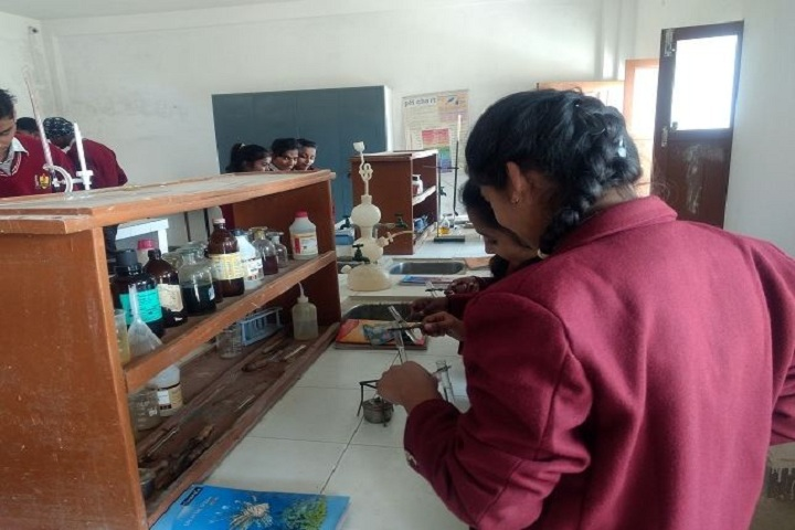 Asian Public School-Chemistry Lab