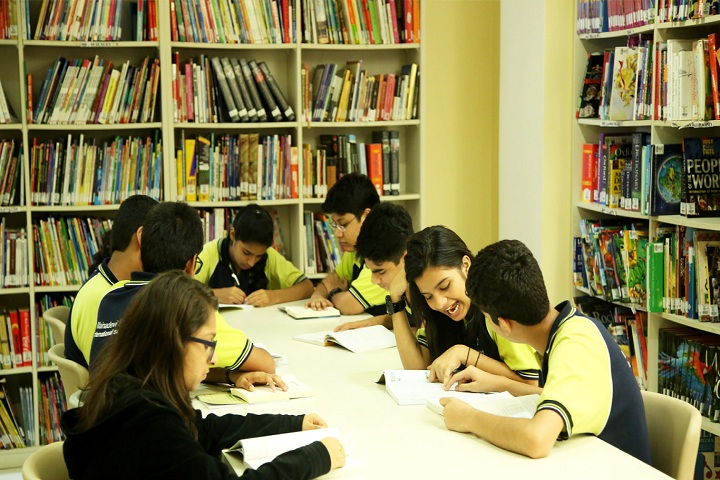Asian Public School-Library