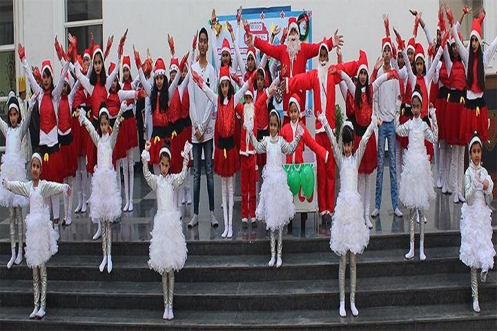 Aspam Scottish School-Christmas Celebrations