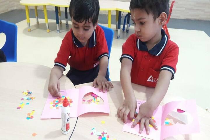 Aster Public School-Activity2