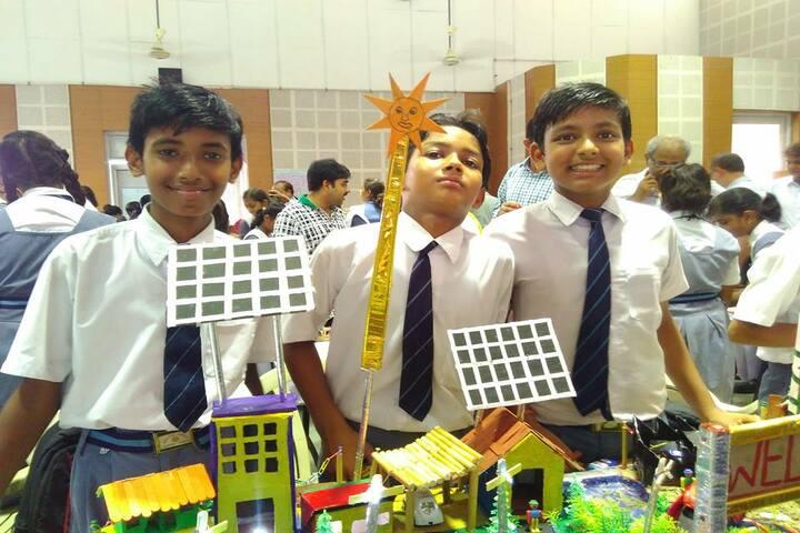 Atomic Energy Central School-School Exhibitio