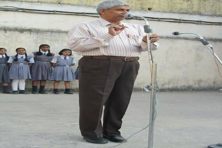 Atomic Energy Central School-Speech