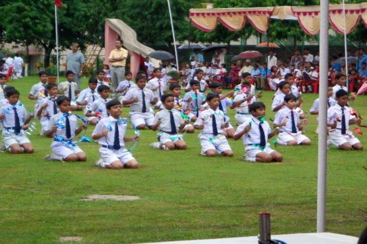 Atomic Energy Central School-Sports Day