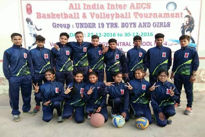 Atomic Energy Central School-Sports Team