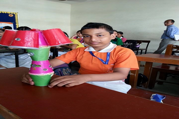 Aum Sun Public School-Activity