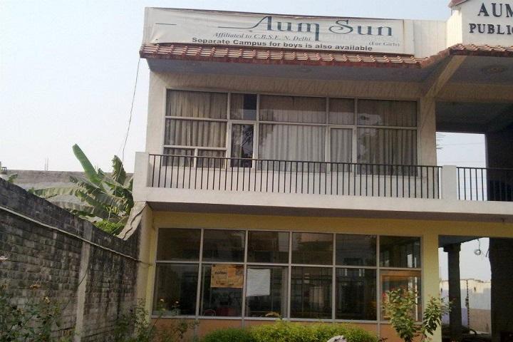 Aum Sun Public School-Campusview
