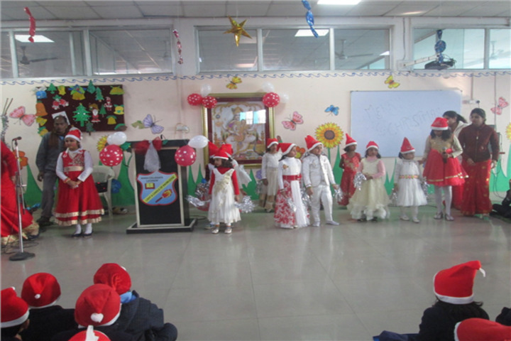 Avadh Collegiate-Christmas Celebrations