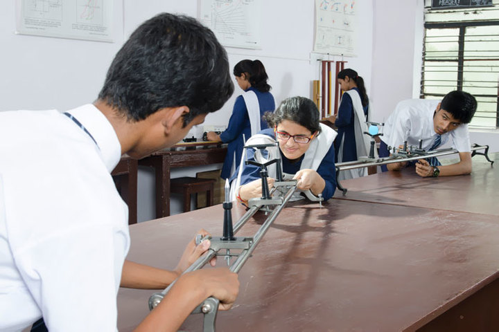 Avadh Collegiate-Physics Lab