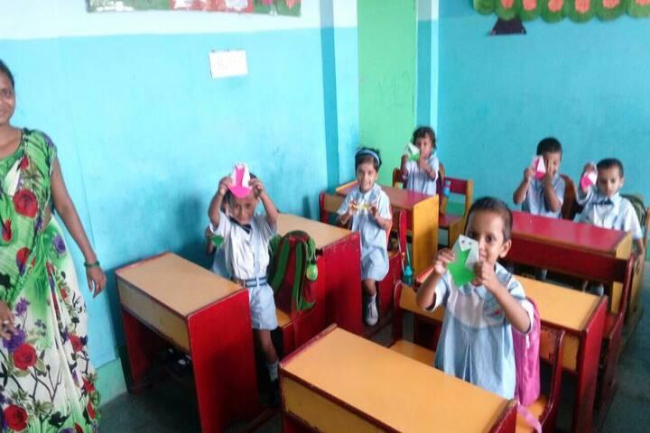 Avadh Collegiate-Classroom