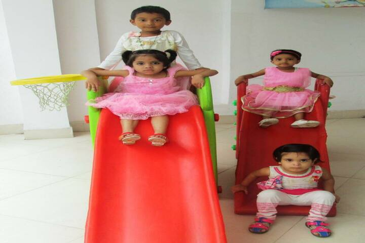 Avadh Collegiate-Kids Playing Room