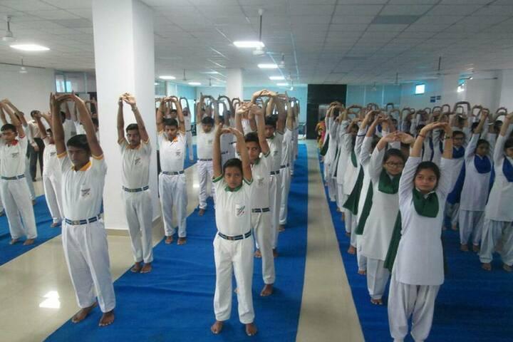 Avadh Collegiate-Yoga