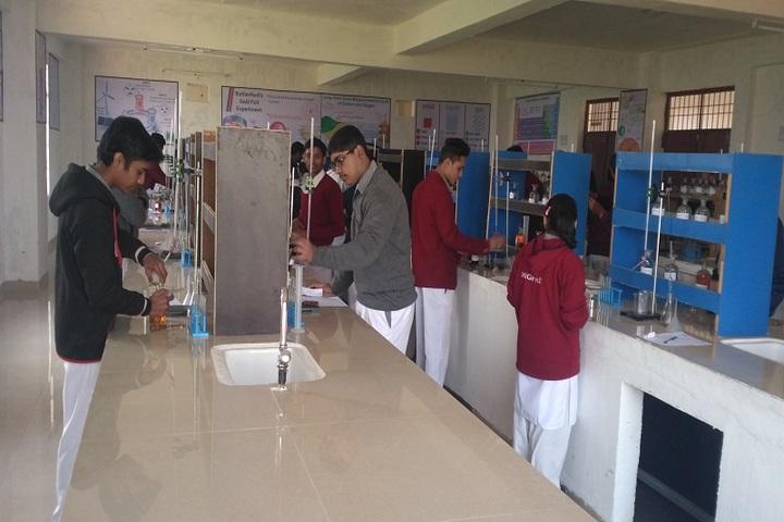 Avmd Institute-Chemistry Lab