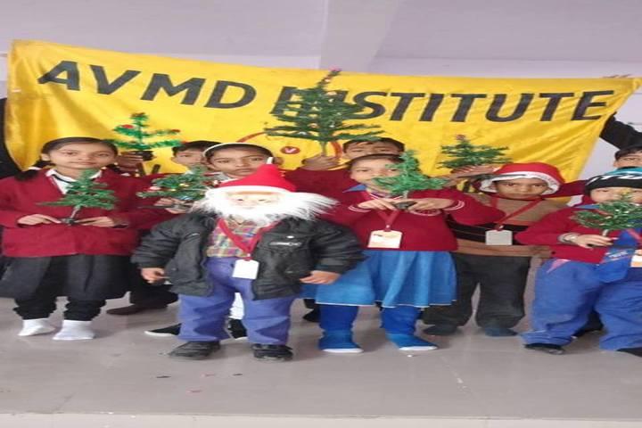 Avmd Institute-Christmas Celebrations