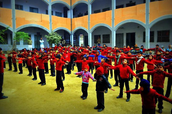 Salfia School-Physical Education