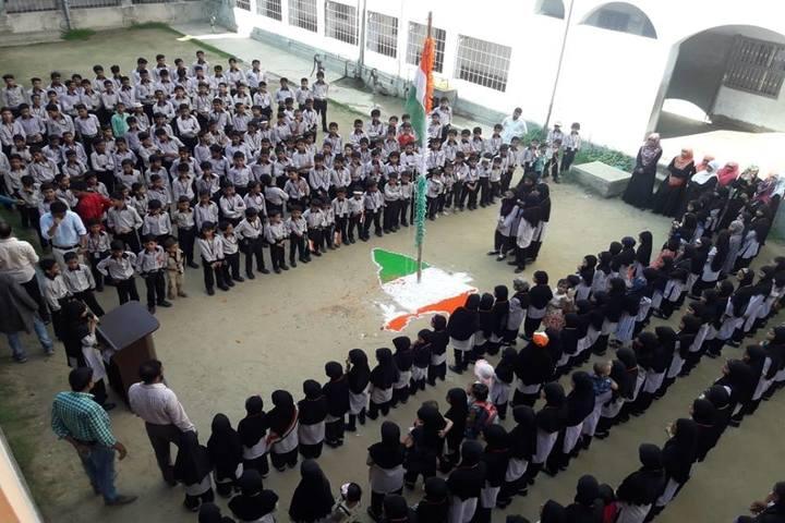Salfia School-Republic Day